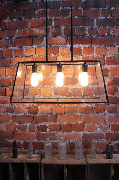 Broadview Glass Pendant Light