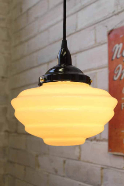 Bistro Glass Light