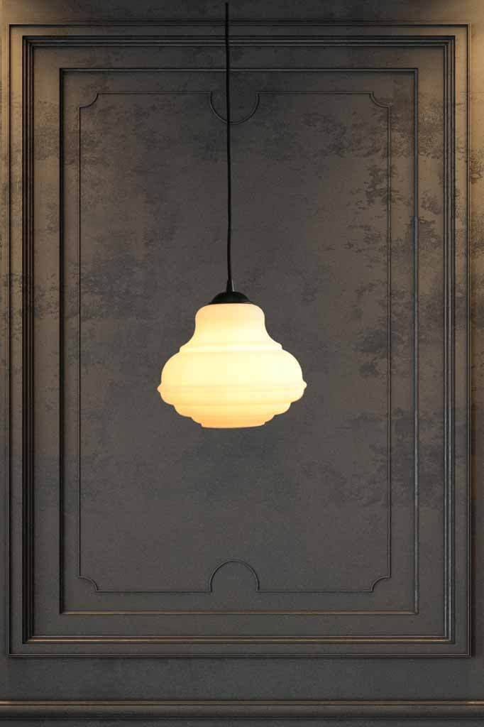 Landmark Opal Pendant Light