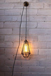 Pendant Light Cord with Wall Plug
