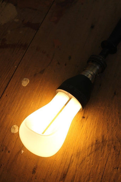 Plumen 002 - CFL Designer Light Bulb
