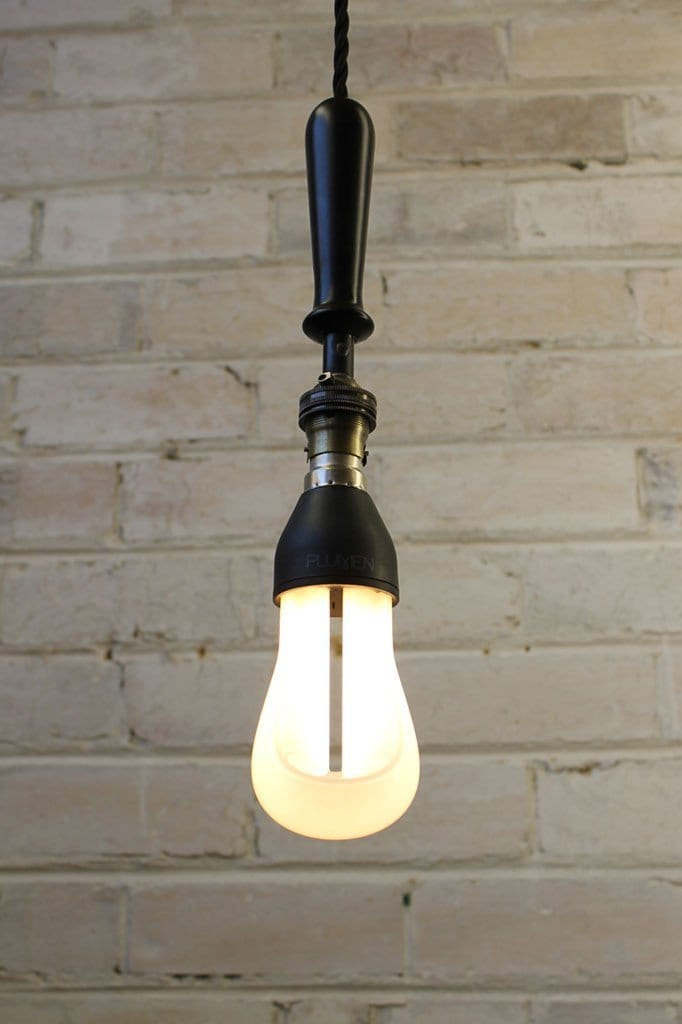 Plumen 002 cfl designer light bulb