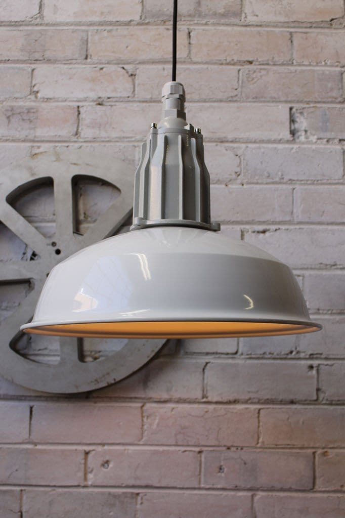 Pumphouse Pendant Light