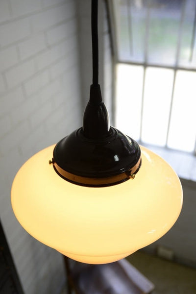 Schoolhouse Ceiling Pendant - Chelsea Small & Medium