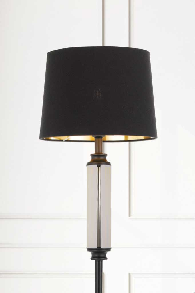 Picture of: Prestwick Glass Floor Lamp Fat Shack Vintage