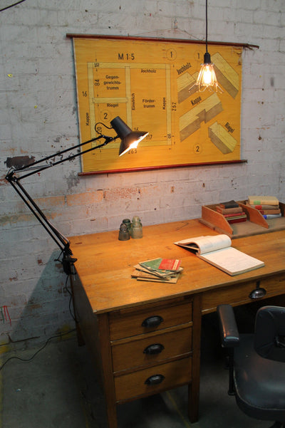 Superlux large desk lamp ideal for home office