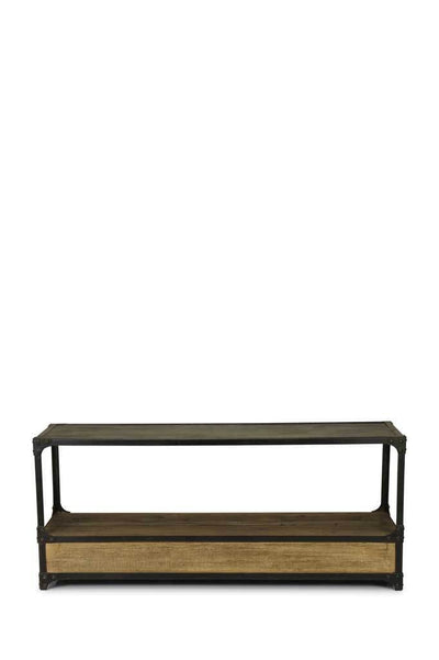 Tv bench industrial entertainment unit online