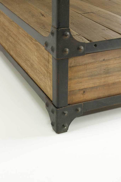 Tv table industrial furniture online Melbourne