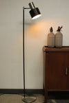 Tall floor lamp. retro style floor light.