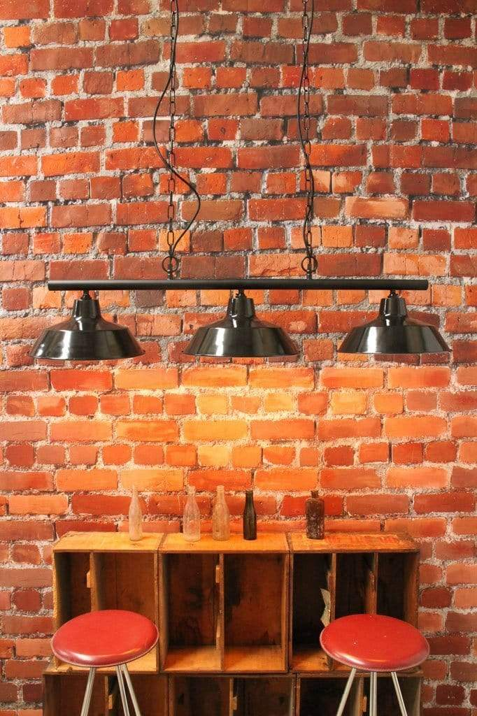 Factory Swing Pendant Light