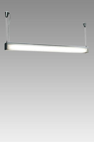 Single T5 Fluorescent Suspended Pendant