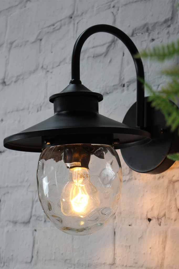 Victorian-styled-outdoor-wall-light