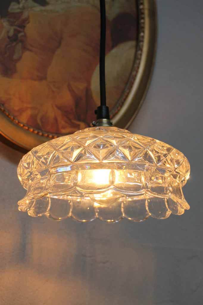 Apsley Glass Pendant Light