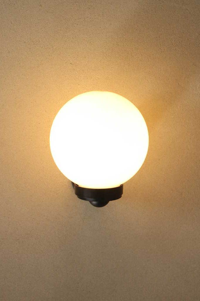 Globe Outdoor Wall Light Outside Wall Lights Shades In Three Sizes Fat Shack Vintage