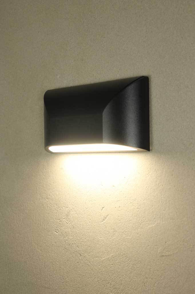 City Exterior Wall Lamp