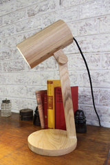 Wooden cylindrical table lamp 6 e96c9382-ef3d-495c-a1d8-9934d7b44afb