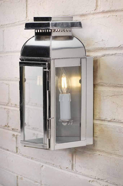 antique-silver-outdoor-wall-light