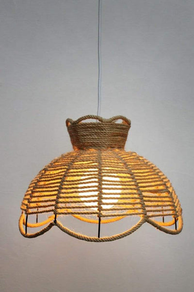 Beach house pendant light
