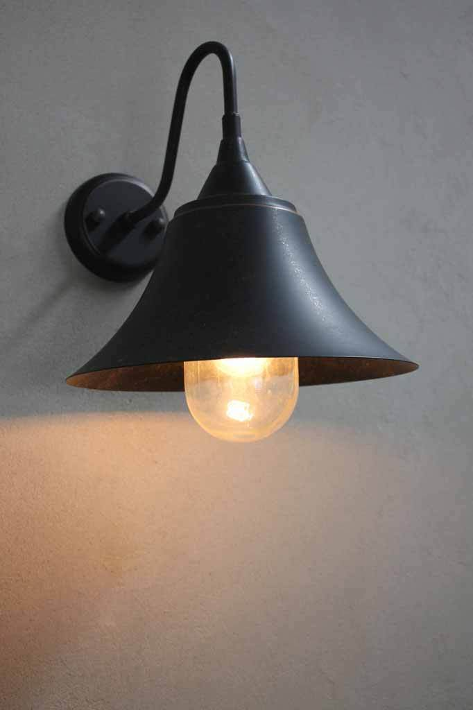 Black vintage antique wall lights Melbourne