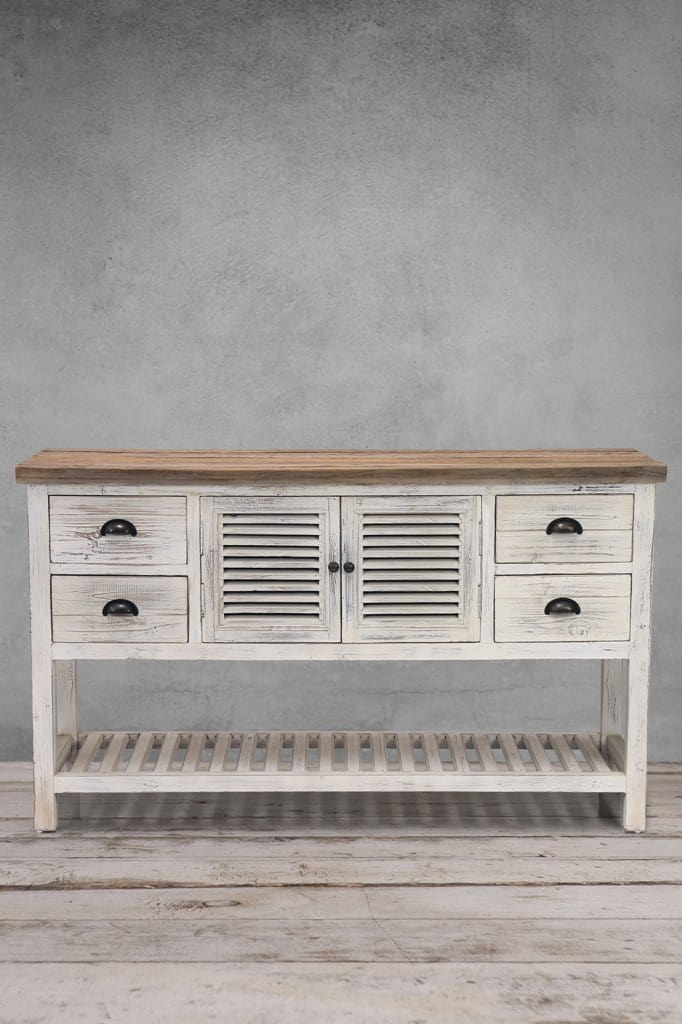 Console entry way tables online vintage style furniture