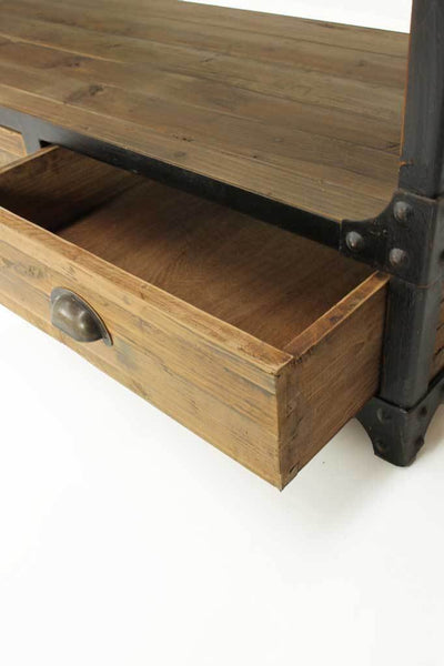 Dark wood tv unit online Melbourne