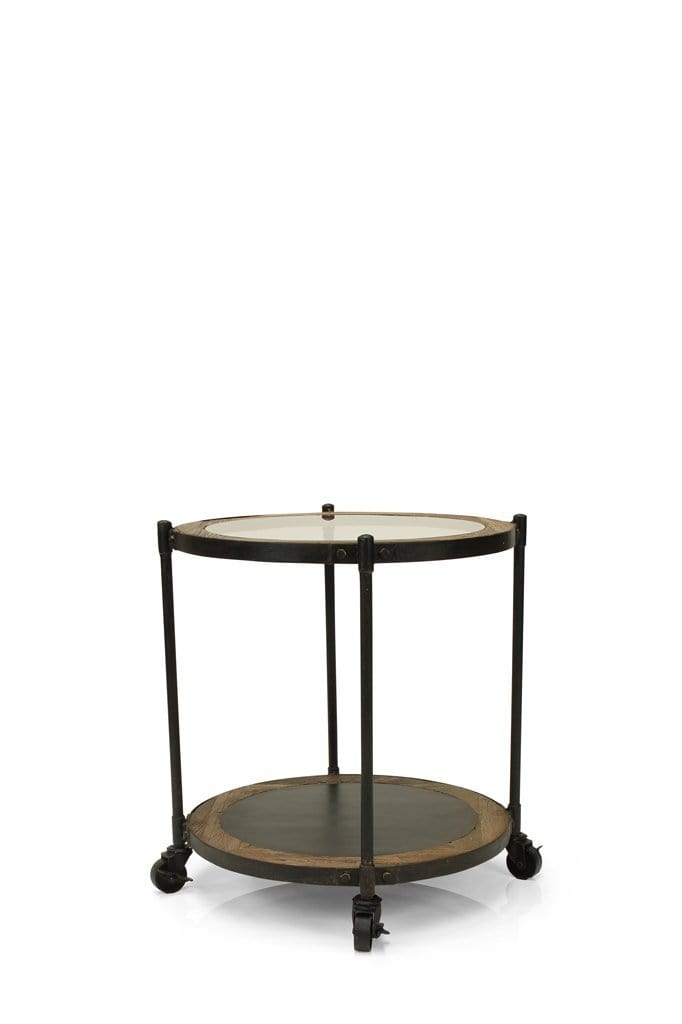 Glass top side table round glass tables online