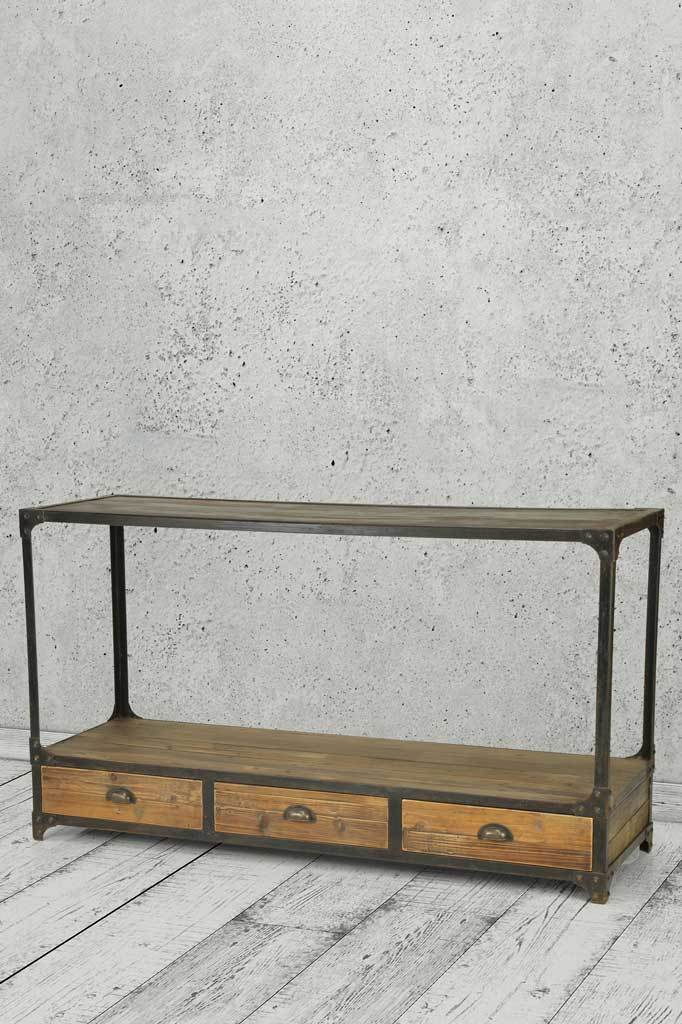 Industrial console table online Melbourne