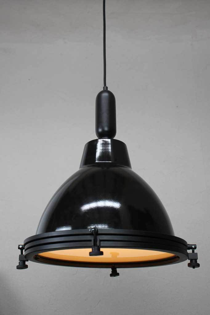 Loft Lugnut Pendant Light