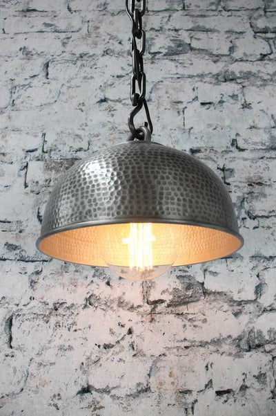 Industrial styled alloy lighting online Melbourne
