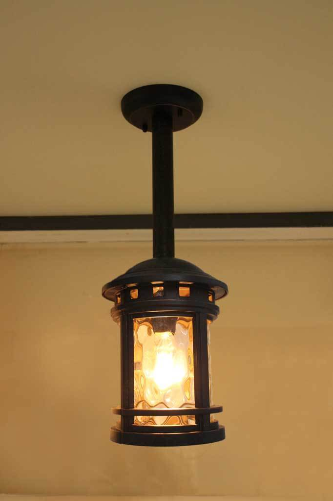 Homestead Outdoor Rod Light