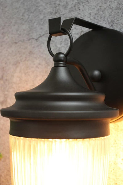 Lantern hanging style outdoor wall lights