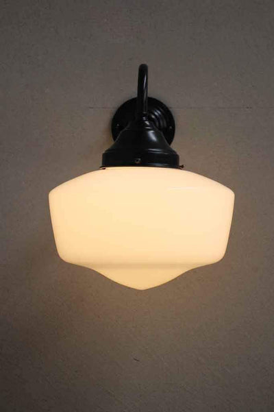 gooseneck arm wall light