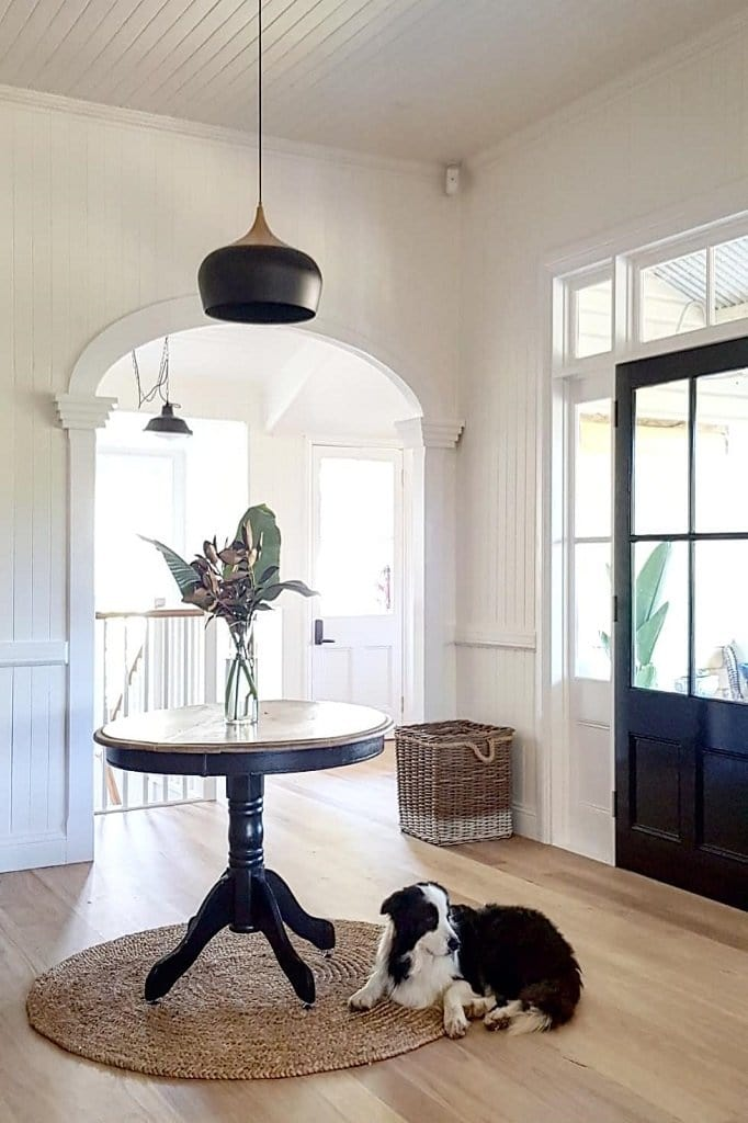 Nordic Pendant Light In Black White Or Copper Fat Shack Vintage