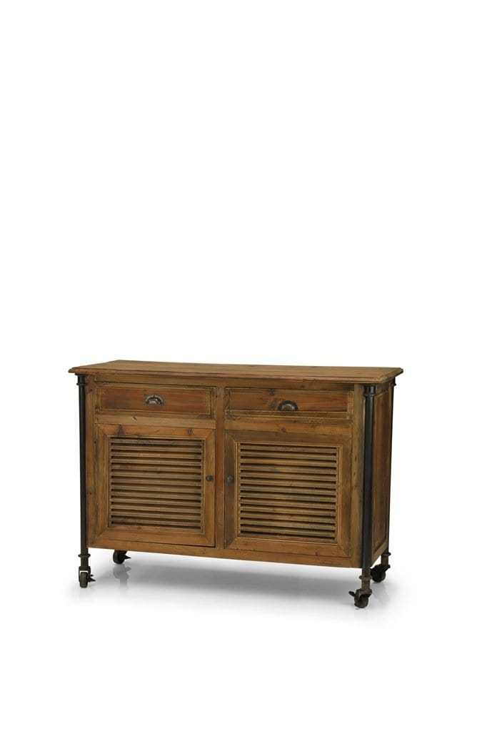 Online vintage sideboards wooden rustic buffet table