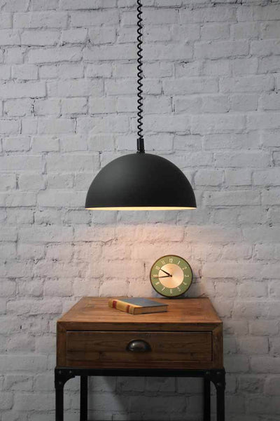 Unique bedroom lighting bedside table pendant light