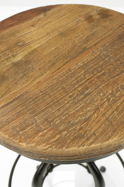 Wooden counter stools vintage furniture Australia