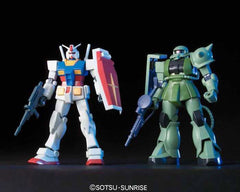 Gundam - Gunpla Starter Set - High Grade model kit