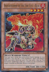 Yu-gi-oh kort - Brotherhood of the Fire Fist - CT10-EN008 - Ultra Rare