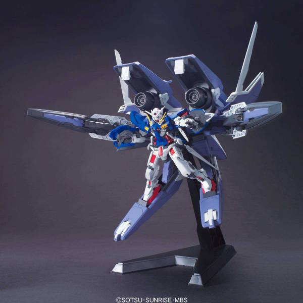 Gundam 00 - GN-001 Gundam Exia & GNR-001 GN Arms - High Grade Model kit