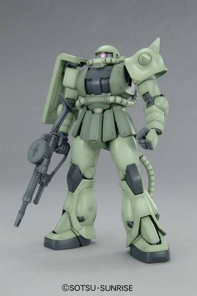 Gundam - MS-06F Zaku II - Master Grade Model kit