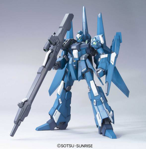 Gundam Unicorn - RGZ-95C ReZEL Commander Type - Master Grade model kit