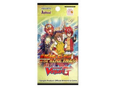 Cardfight!! Vanguard G booster pack - BT 10 – Raging Clash of the Blade Fangs
