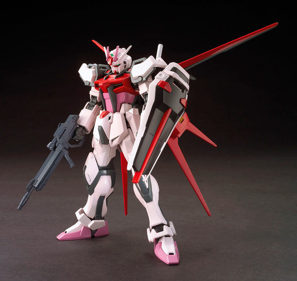 Gundam Seed - MBF-02+AQM/E-X01 Aile Strike Rouge - High Grade model kit