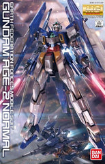 Gundam AGE - AGE-2 Gundam AGE-2 Normal - Master Grade model kit