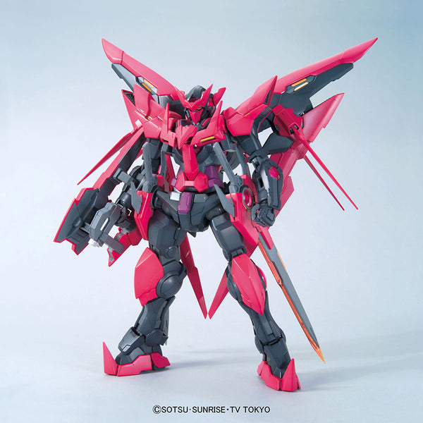 Gundam Build Fighters - PPGN-001 Gundam Exia Dark Matter - Master Grade Model kit