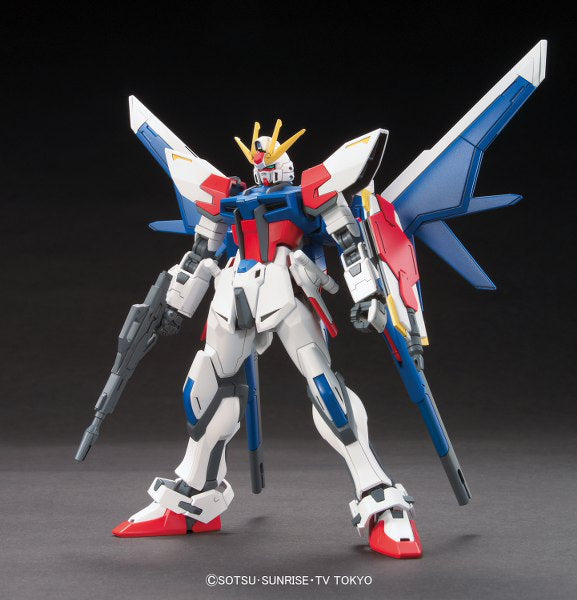 Gundam Build Fighters - GAT-X105B/FP Build Strike Gundam Full Package - High Grade Model kit