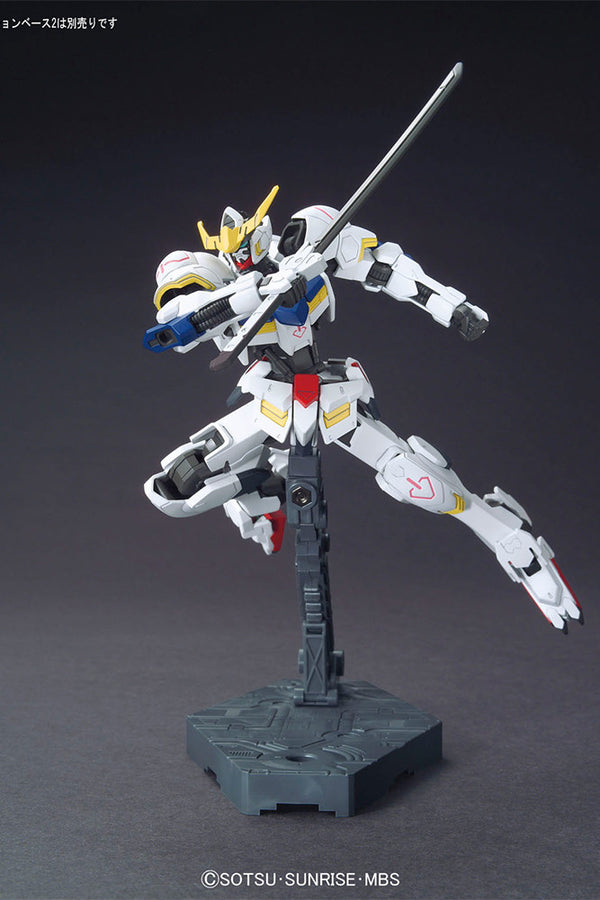 Gundam Iron-Blooded Orphan - ASW-G-08 Gundam Barbatos long dist. boost ver. - High Grade Model kit
