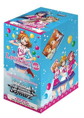 Weiss Schwarz Booster display - Love Live! Vol.2