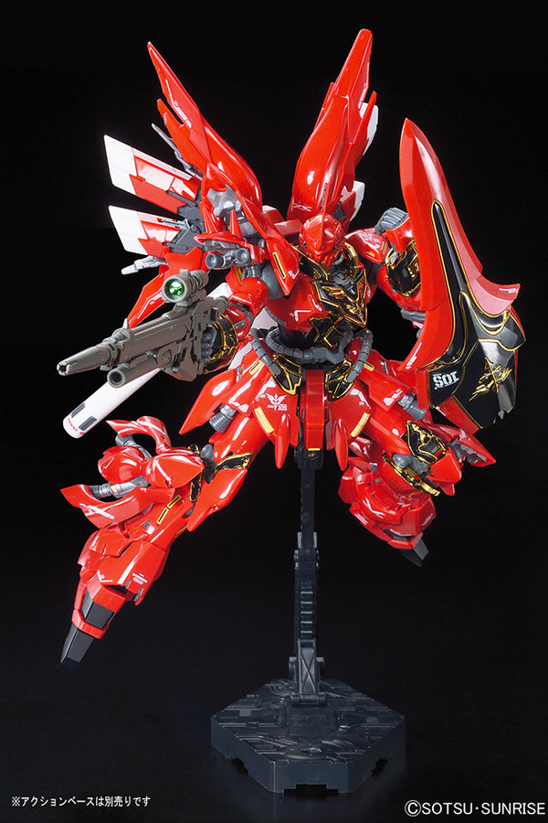 Gundam Unicorn - MSN-06S Sinanju - Real Grade model kit (Forudbestilling)