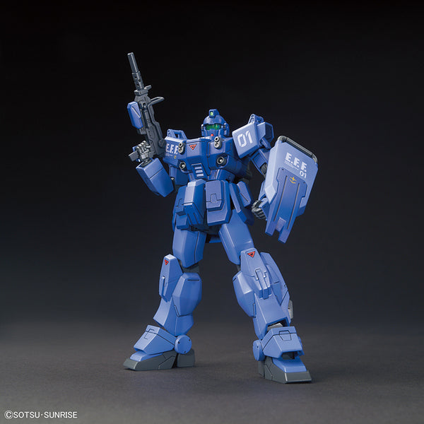 Gundam - RX-79BD-1 Blue Destiny Unit 1 Exam - High Grade Model kit